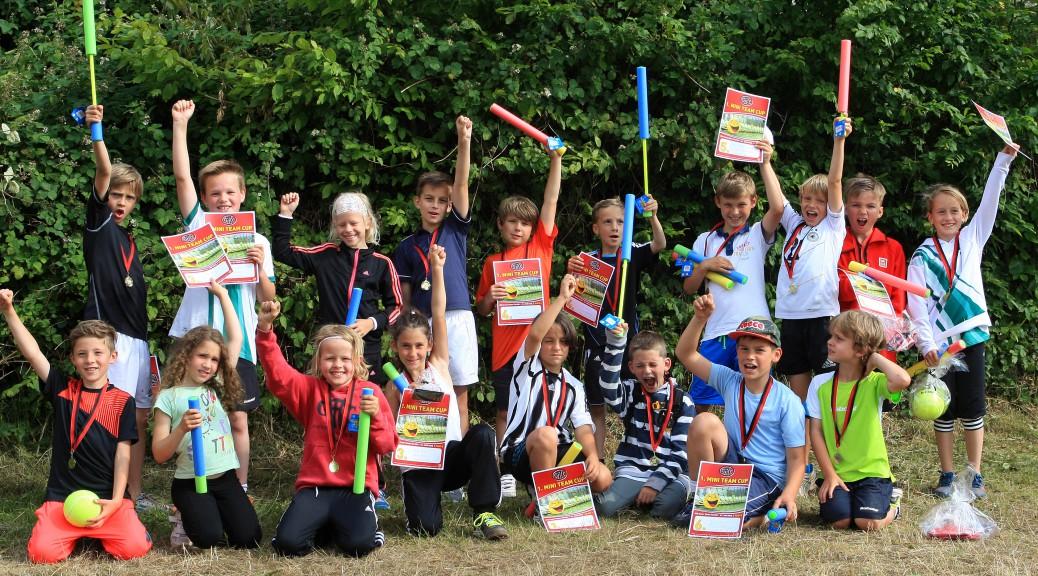 Teilnehmer 1. MINI-CUP 2015